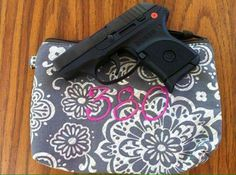 380 plus 31 =  great gun in a pretty concealed carry pouch