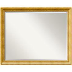 Amanti Art Townhouse Large Mirror