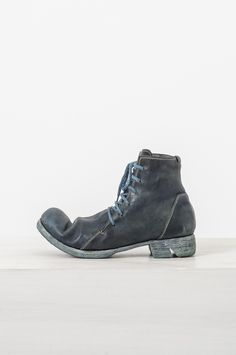 Boris Bidjan Saberi boot3-f2412m object dyed ankle boot Size US 7 / EU 40 - 2