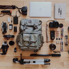 LANGLY CAMERA BAGS