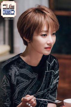 Resultado de imagem para koh joon hee she was pretty Asian Short Hair, Very Short Hair, Short Hair Cuts, Korean Short Hairstyle, Pixie Hairstyles, Short Hairstyles For Women, Pixie Haircut, Hair Inspo, Hair Inspiration