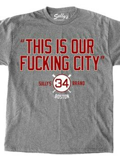 Red Sox Ortiz our city Boston