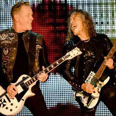 Doesn't Get Eddie Vedder Than This Metallica Music, Metallica Live, Jason Newsted, Cliff Burton, Robert Trujillo, James Hetfield, Kirk Hammett, Greatest Rock Bands, Eddie Vedder