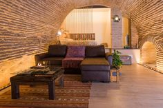 """The Cave"" Of Toledo - Earth Houses for Rent in Toledo, Castilla-La Mancha, Spain"
