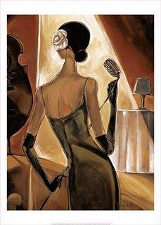 Jazz, Fashion & Art...my 3 favorites!