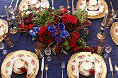 Crimson Peak Inspired Victorian Gothic Bridal Shoot