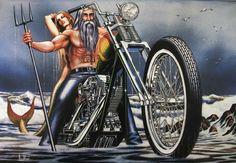 Neptune's Ride - David Mann