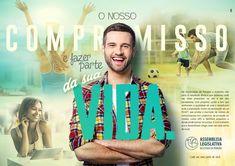 Anúncio criado para a Assembleia Legislativa da Paraíba