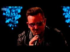 U2 - Song For Someone (Acoustic) - Live On Graham Norton - HD - YouTube