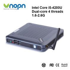 Find More Mini PC Information about Mini PC Intel Core i5 4200U Dual core CPU Embedded Windows 10/Linux WIFI Nettop DDR3L 8G SSD 256G HDMI VGA Working Home Computer,High Quality Mini PC from Vnopn Official Store on Aliexpress.com
