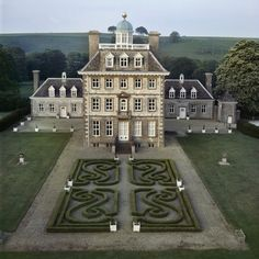 Ashdown House-Oxford, England