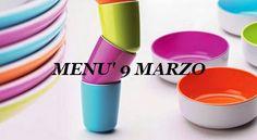 TUTTI INSIEME: 9 marzo menù