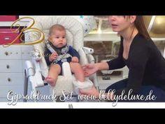 3D Baby Handabdruck - YouTube