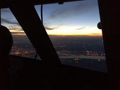 Airplane View, Life