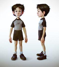 3D Character Design (6)