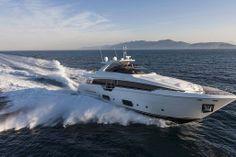 Luxury yacht of Ferreti 960 | http://theluxuryachts.blogspot.com/2014/02/ferretti-960-biggest-luxury-yacht-from.html