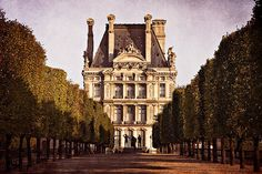 My MOST Favorite Architectural Structure .The Jardin des Tuileries / Paris, France (by Barry O Carroll Photography) Classic Architecture, Beautiful Architecture, Beautiful Buildings, Beautiful Places, Parisian Architecture, Beautiful People, Palais Des Tuileries, Tuileries Paris, Paris France