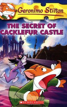 Bestseller Books Online The Secret of Cacklefur Castle (Geronimo Stilton, No. 22) Geronimo Stilton $6.99  - http://www.ebooknetworking.net/books_detail-0439691451.html