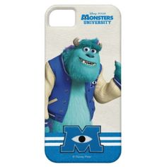 ♥iphone♥case♥ Iphone 5 Cases, Cute Phone Cases, Sully Monsters Inc, Pixar, Smurfs, Disney, Pixar Characters, Disney Art