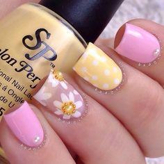 85 Great Nail Art Designs You Will Love This Fall - easter nails Easter Nail Designs, Easter Nail Art, Nail Designs Spring, Nail Art Designs, Nails Design, Pedicure Designs, Great Nails, Cute Nail Art, Fun Nails