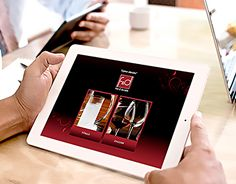 "Check out new work on my @Behance portfolio: ""PASABAHCE F&D APP"" http://be.net/gallery/57450069/PASABAHCE-F-D-APP"