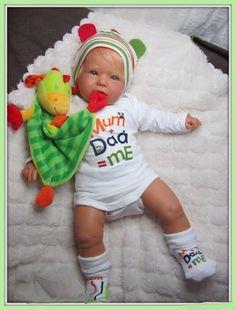 *Little Cutie* reborn lifelike baby doll boy