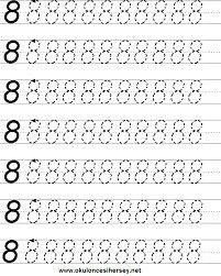 Alphabet Tracing Worksheets, Number Worksheets, Nelson Handwriting, Number Tracing, Numbers Preschool, Math For Kids, Penmanship, Kindergarten Activities, Primary School