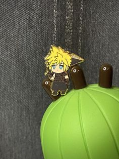 Cloud Strife pin from ff7 remake