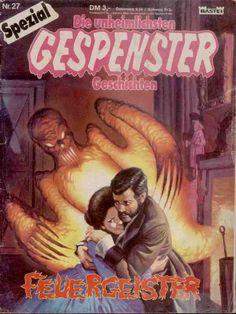 Gespenster Geschichten Spezial #27 - Feuergeister