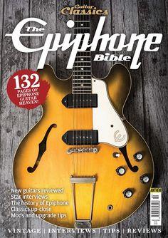 Guitar & Bass Classics - The Epiphone Bible 2016