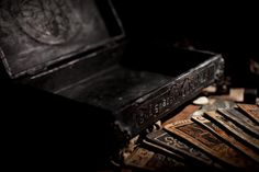 Perhaps it would have been better had the casket remained sealed and the contents undisturbed.