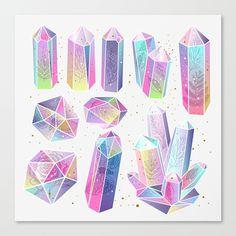 Magic pack  #illustration #crystal #gemstone #terrarium #moth #butterfly #fern #flower #apparel #t-shirt #bag #pillow #phonecase #homedecor #totebag #society6 #tanktop #hoody #postcard #magical