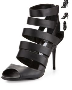 Jimmy Choo - caged bootie