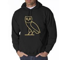 OVO Drake October's OVOXO VERY OWN OWL GANG HIP HOP Hoodie Hoody Sweatshirt - I found this on www.tshirtnow.net