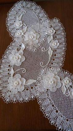 Details about Table Linens Vineyard design Runner Crochet Round, Crochet Home, Filet Crochet, Irish Crochet, Crochet Doily Patterns, Crochet Motif, Crochet Doilies, Knitting Patterns, Lace Knitting