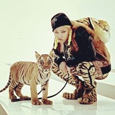 G-Dragon in the music video for One of a Kind.