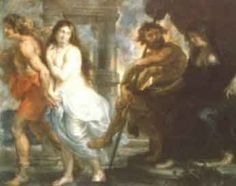 The artwork Orpheus leads Eurydike out of the Hades. - Peter Paul Rubens we deliver as art print on canvas, poster, plate or finest hand made paper. You define the size yourself. Peter Paul Rubens, Pedro Pablo Rubens, Art Magique, Henri Fantin Latour, Pierre Paul, John William Waterhouse, Hades And Persephone, Chef D Oeuvre, Rembrandt