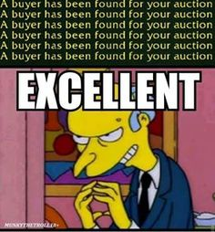 A buyer has been found ...