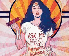 Wonder Woman: Su lucha y su importancia feminista