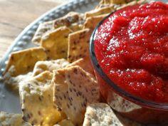 Christmas Cranberry Salsa #Recipe