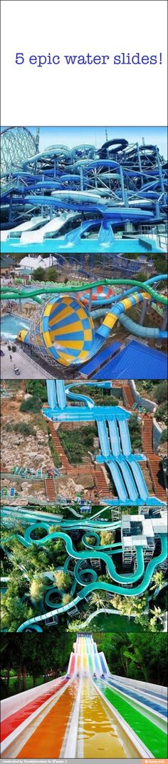 Epic water slides / iFunny :)