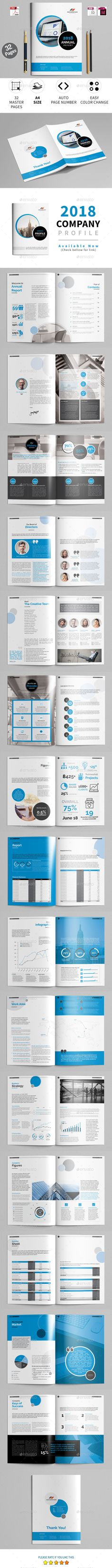 Annual Report #Annual #Report #Corporate #Brochures