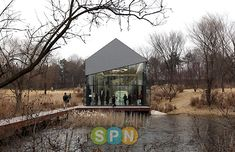 "House used in Korean drama ""Secret Garden."" Apart of the Maiim Vision Village in Korea."
