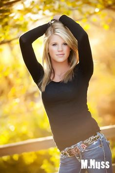 So yes, this is a very typical pose. But for some reason I really like this one. Senior pics