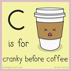 C is for... #coffee #CoffeeLovers