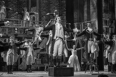 Hamilton dress rehearsal