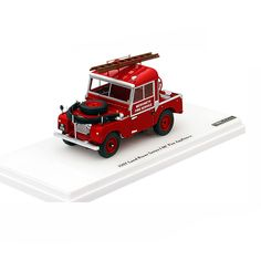 Mini 60s Happy Birthday Red 1-43 scale New in Case