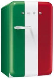 FAB10HRIT: Standkühlschrank HAPPY HOMEBAR Italia im 50er Jahre Stil, Rechtsanschlag, Energieeffizienzklasse A+. Schauen Sie selbst auf www.smeg.de