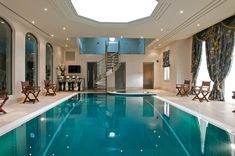 Indoor Swimming Pool Design & Construction Company - Falcon Pools, Surrey
