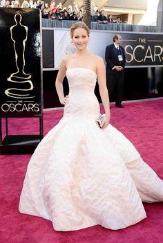 Style Elixir: Oscars Fashion Favorites 2013. Jennifer Lawrence.  www.stylelixir.com
